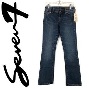 NWT | Seven7 Classic Flare Jeans